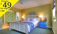 Orlando vacation resort package 3 day rental inlcudes $ 5 0 towards tickets to any park with free shuttles ~ resort 1 bedroom condo