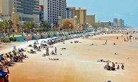 Western resort 3 days 2 nights Daytona Beach Florida oceanfront package price $ 3 9 . 5 6 sleeps 4 ~ oceanfront resort suite