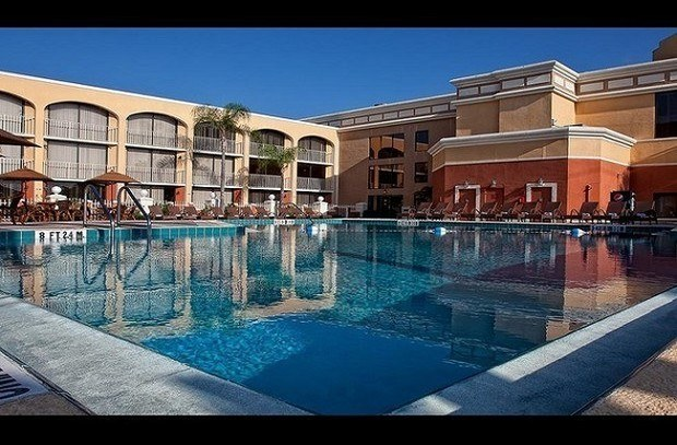 bedroom resort hotel condo close to disney world universal studios
